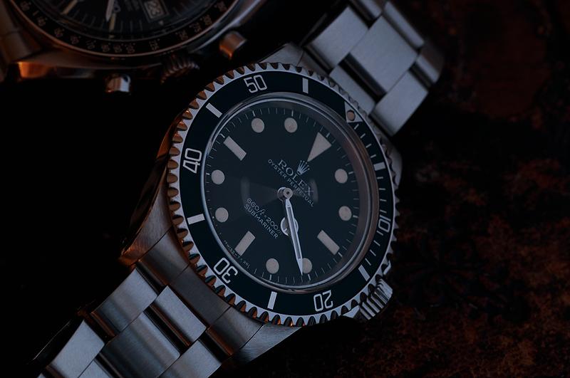 Rolex Sub 5513