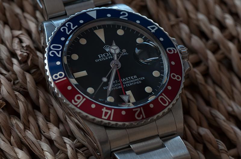 Rolex 1675 GMT Master '66