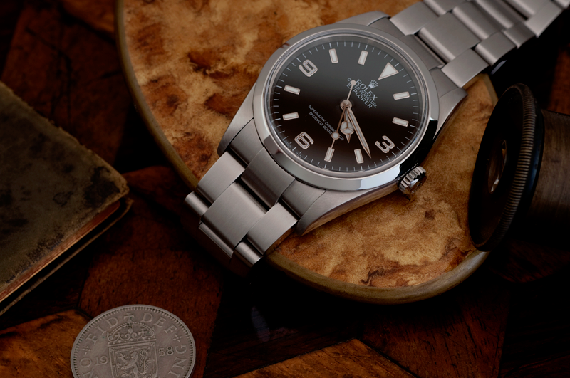 Rolex 114270 Explorer I