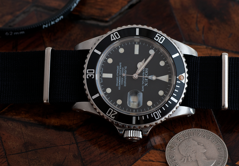 Rolex 16800 on NATO