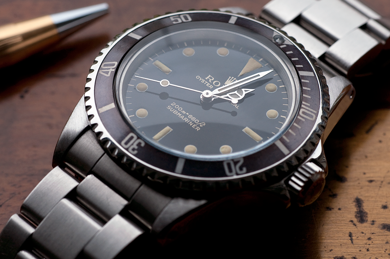 1964 Gilt Dial Rolex Submariner 5513