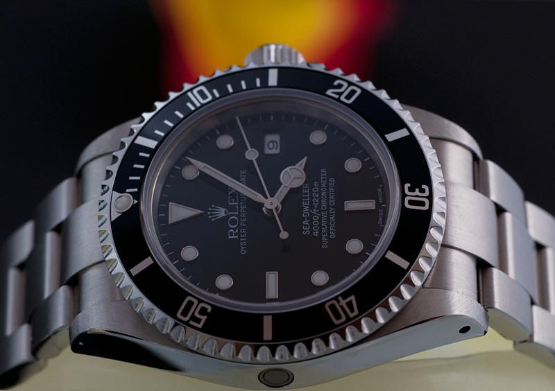 Rolex SD 16600