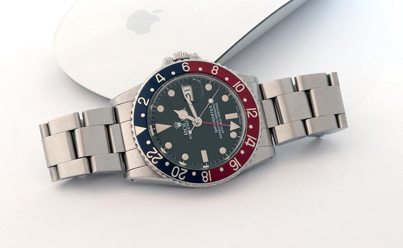 1966 Rolex 1675 GMT