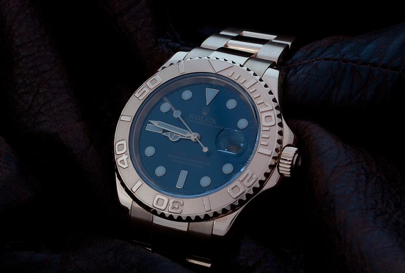 Rolex 16628 18k Yachtmaster