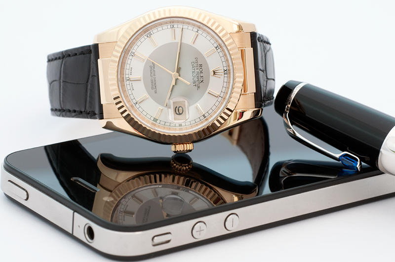 2006 Rolex 18k DateJust 116138