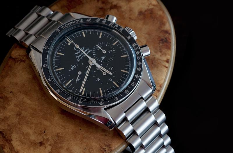 Omega Speedmaster 145.022 Moon Watch